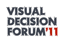 Visual Decision Forum 2011 Logo short